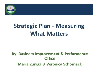 Measuring Performance Part I
