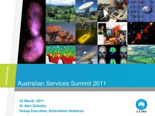 Australian Services Summit 2011