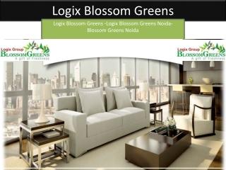 Logix Blossom Greens -Logix Blossom Greens Noida