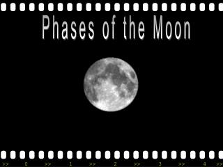 Phases of the Moon PPT