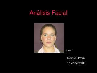 An lisis Facial