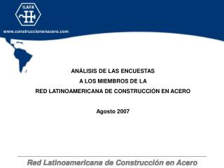 Red Latinoamericana de Construcci n en Acero