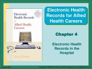 Electronic Health Records in the Hospital