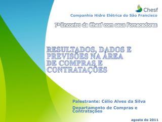 Companhia Hidro El trica do S o Francisco
