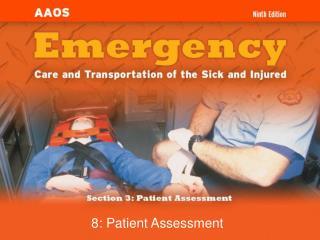 8: Patient Assessment