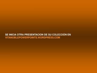 SE INICIA OTRA PRESENTACION DE SU COLECCI N EN VITANOBLEPOWERPOINTS.WORDPRESS