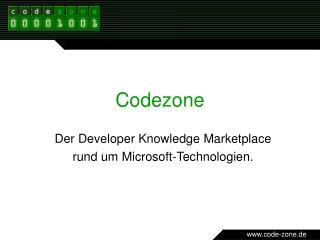 Codezone