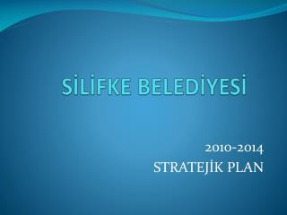SILIFKE BELEDIYESI
