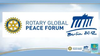 Sakuji Tanaka Rotary International President 2012-13