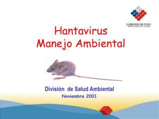 Hantavirus Manejo Ambiental
