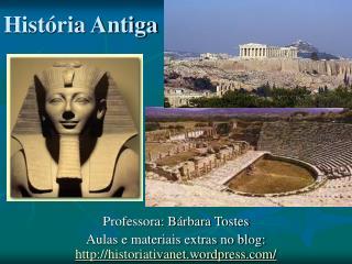 Hist ria Antiga
