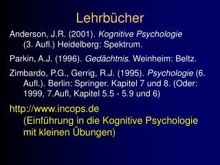 Lehrb cher