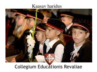 Kaasav haridus