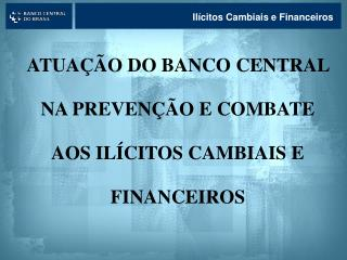 Il citos Cambiais e Financeiros