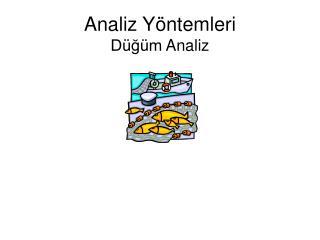 Analiz Y ntemleri D g m Analiz