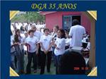 DGA 35 ANOS