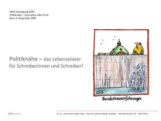 Aeh-partner     Dr.h.c. Annemarie Huber-Hotz   B ro f r gemeinn tzige Projekte   Sandrainstrasse 50   3007 Bern