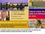A EMPRESA FOREVER LIVING MAIOR E MAIS IMPORTANTE DO ARIZONA NOS ESTADOS UNIDOS E SUCESSO NO BRASIL A MAIS DE 14 ANOS.