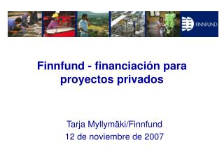 Finnfund - financiaci n para proyectos privados