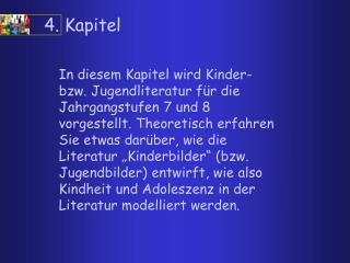 4. Kapitel