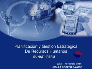 Planificaci n y Gesti n Estrat gica De Recursos Humanos