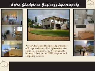 Aztra Gladstone Business Apartments