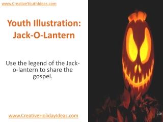 Youth Illustration: Jack-O-Lantern