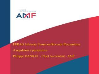 AMF - titre de la pr sentation