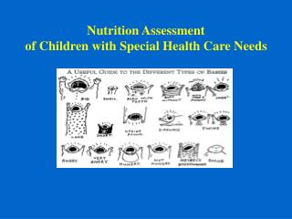 Nutrition Assessment of Children with Special Health Care Needs