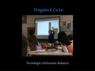 Progetto E.Co.Le.