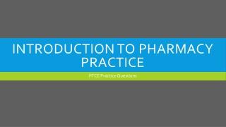 PTEC Program