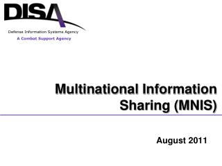 Multinational Information Sharing MNIS