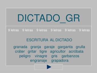 DICTADO_GR