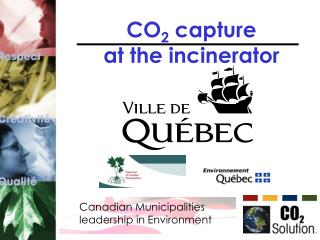 Greenhouse gases in Quebec City Municipality