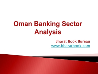 Oman Banking Sector Analysis