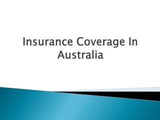 Income Protection in Australia