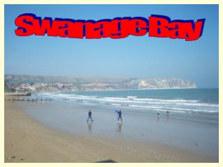 Swanage Beach Powerpoint