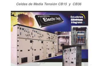 Celdas de Media Tensi n CB15  y  CB36