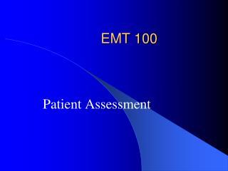 EMT 100
