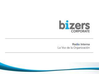 Radio Interna La Voz de la Organizaci n