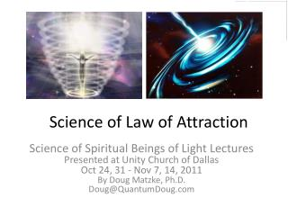 Science of Law of Attraction
