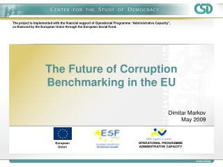The Future of Corruption Benchmarking in the EU