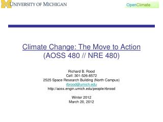 Polar Science   Global Impact