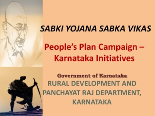 NRHM PIP  for the State of  KARNATAKA