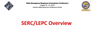 The Emergency Planning and Community  Right-to-Know Act  EPCRA