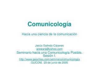 Comunicolog a