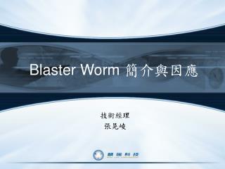 Blaster Worm