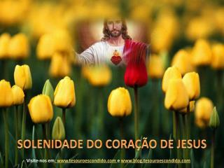 SOLENIDADE DO CORA  O DE JESUS