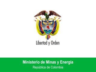 Las garant as para el inversionista minero en Colombia Componentes sociales y ambientales   Beatriz Duque Montoya Minist
