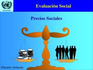 Evaluaci n Social